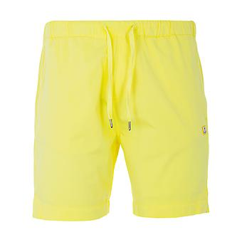 Armor Lux Heritage Drawstring Shorts - Citronnelle