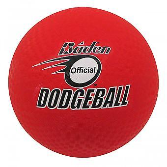 Baden Dodgeball Oficial Tamaño 7 - Rojo