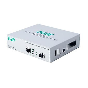 Alloy Poe Pse Gigabit Ethernet Media Converter