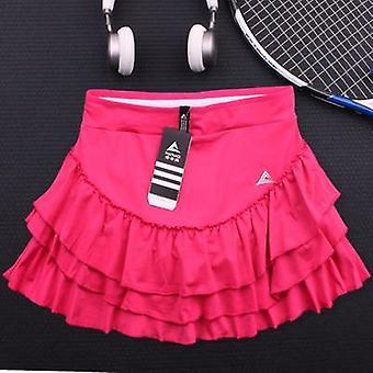 Women's Flower Bloss Tennis Skorts sisäänrakennetulla lyhyellä