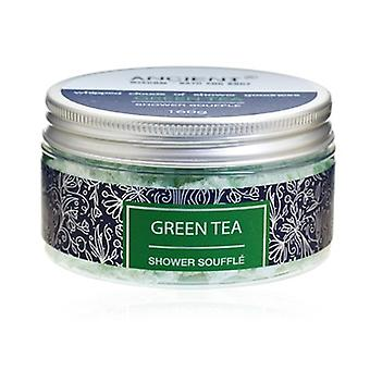 Fresh Green Tea Foaming Shower Soufflé 160g