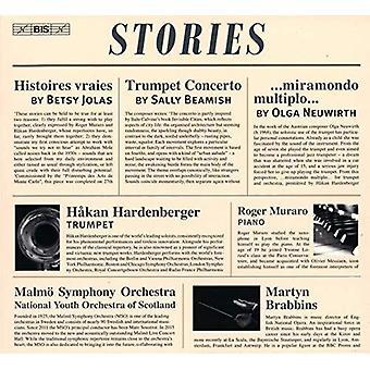 Stories / Trumpet Concertos [SACD] USA import