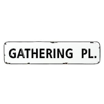 Gathering Pl Sign By Heaven Sends