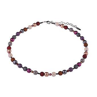 """Adi - Colier ușor """"Erin"""", amestec de perle Polaris și sticlă originală în gradiente de culoare, lucrat manual în Berlin Ref. 4251188644043"""