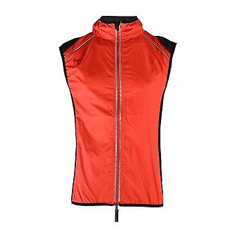 ROCKBROS Men Sleeveless Cycling Vest Breathable Bicycle Riding Jersey Coat Jacket Bicycle Cycle Sportswear Clothing Top