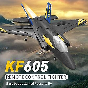 KF605 طائرة شراعية RC ثابت الجناح بدون طيار 2.4G التحكم عن بعد EPP رغوة طائرة شراعية اللعب  RC مروحيات