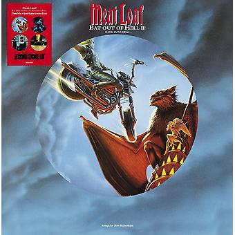 Meat Loaf - Bat Out Of Hell II: Back Into Hell Picture Disc Vinyl