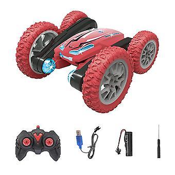 4Wd Hobby Batterie angetrieben für Kinder 360 Grad Flips drahtlose Jungen Mädchen geführt Fernbedienung Auto 2.4ghz rc Spielzeug Geburtstagsgeschenke