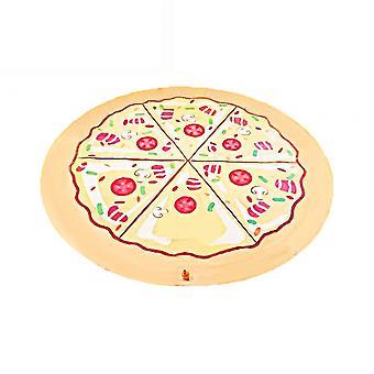 Nyári szabadtéri gyermek játszópad Pizza Spray Pad