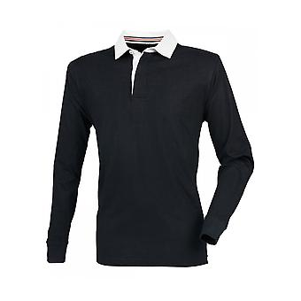 Front Row Premium Superfit Rugby Shirt FR104