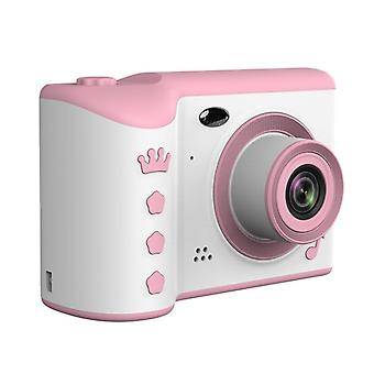 """Children camera 2.8"""" ips eye protection screen hd touch screen digital dual lens 18mp camera for kids children's birthday gifts"""
