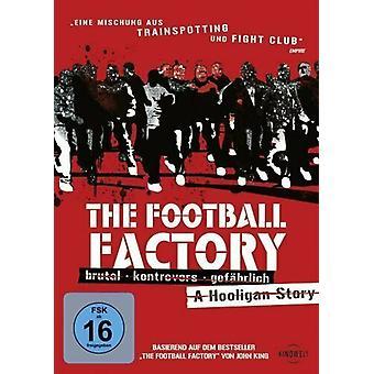 Football Factory - A Hooligan Story DVD Região 2