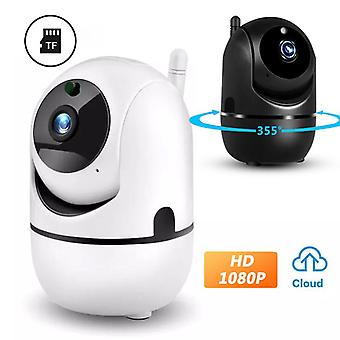 Smart ip camera hd 1080p cloud wireless outdoor automatic tracking infrared surveillance cameras with wifi camera