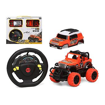 Remote-Controlled Vehicle Country Truck Racing