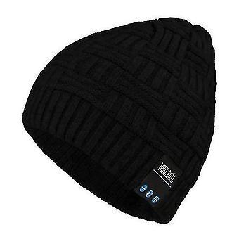 Musique Smart Knitted Hat, Répondre aux appels, Écouter des chansons, Connexion sans fil Bluetooth Chaud