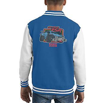 Rocket League oktan ZSR Kid's Varsity Jacka