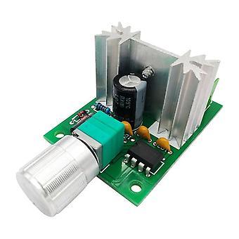 6A spänningsregulator 6v-12v pwm dc motorhastighet regulator styrenhet hastighet motorstyrenhet motorstyrenhetsbrytare