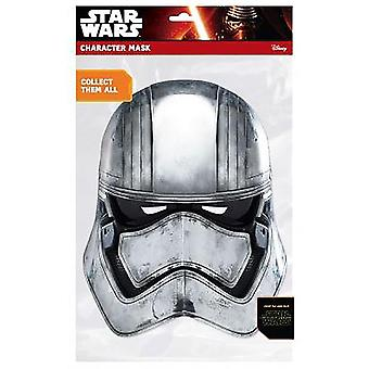 Star Wars The Force Awakens Mask Captain Phasma Official Licensed Product