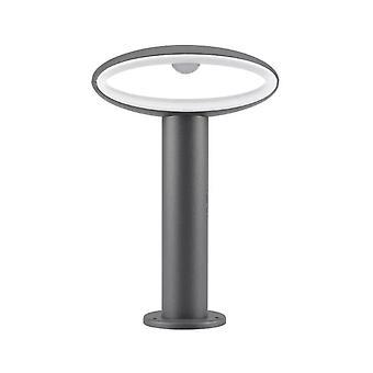 Lampe extérieure V-Tac VT-909 LED - Gris foncé - 3000K - IP54 résistant à l'eau