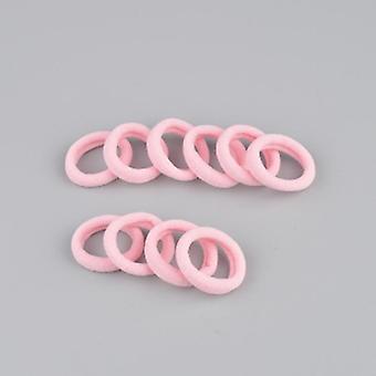 Květinová vlasová lana čelenky, elastické gumičky