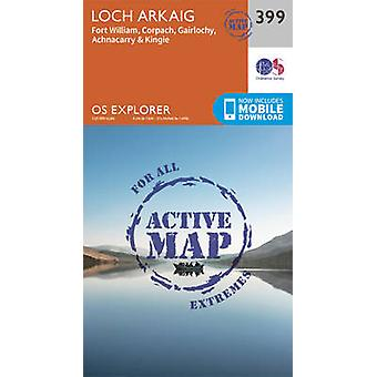 Loch Arkaig - Fort William and Corpach