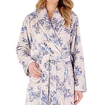 Slenderella HC88313 Kvinners Floral Dressing Kjole