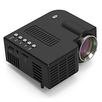 Uc28c Tragbarer Projektor Wired gleichen Bildschirm für Heim-Theater-Film