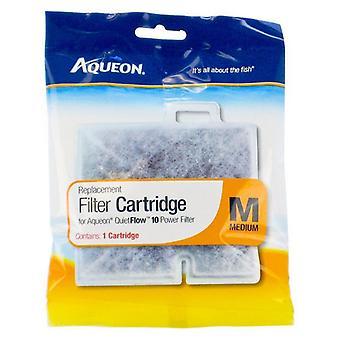 Aqueon QuietFlow Replacement Filter Cartridge - Medium (1 Pack)