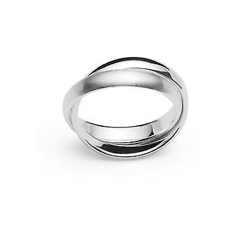 Bastian Inverun - Ring Sterling Silver - Rhodium Pläterad - 26401.60