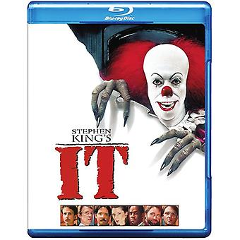 Stephen King's It [Blu-ray] USA import