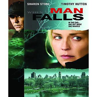 När en människa faller i skogen [Blu-ray] USA import