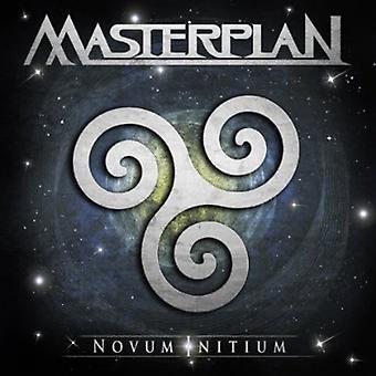 マスター プラン - ノヴム イニシアム [CD] アメリカ インポートします。