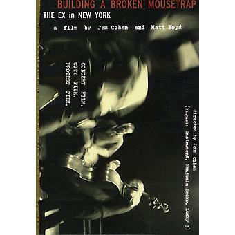 Ex - construire une importation USA Broken souricière [DVD]