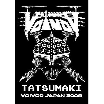Voivod - importation USA Tatsumaki Voivod annoncée 2008 [DVD]