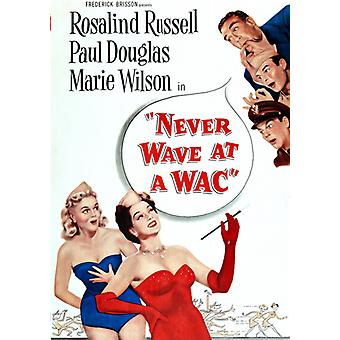 Never Wave at a Wac [DVD] USA import