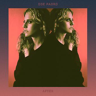 Doe Paoro - After [Vinyl] USA import