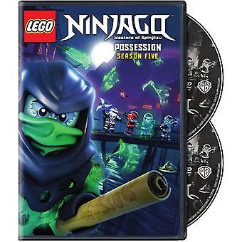 Spinjitzu - Ssn 5 【 DVD 】 アメリカ輸入のレゴ Ninjago: マスターズ