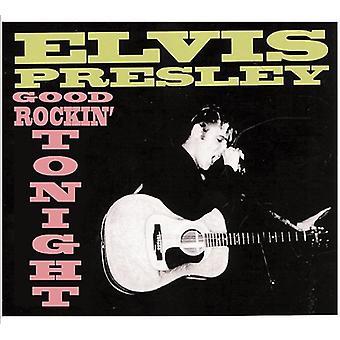 Elvis Presley - importation USA Good Rockin ' Tonight [CD]