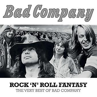 Bad Company - Rock N Roll Fantasy: The Very Best of import USA [CD]