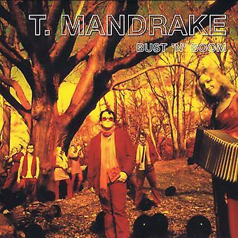 T. mandrake - busto ' n ' Boom [CD] USA importar