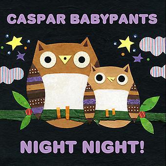 カス Babypants - 夜 [CD] USA 輸入