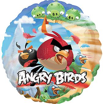 Angry Birds Ballon Original Folienballon deluxe Deko Party