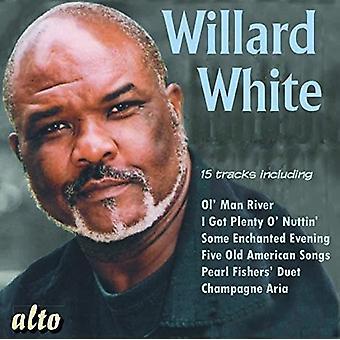 Willard White Royal Liverpool Philharmo - Willard White en importation USA Concert [CD]