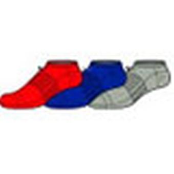NIKE sport no-Show Liner Socken 3er-Pack
