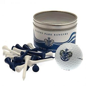 Queens Park Rangers Ball & Tee Set