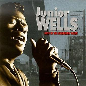 Junior Wells - Best of the Vanguard Years [CD] USA import