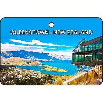 Queenstown - Nuova Zelanda Car Air Freshener