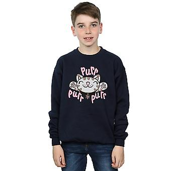 Big Bang Theory Boys Soft Kitty Purr Sweatshirt