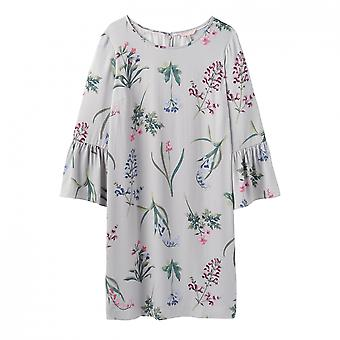 Joules Joules Gardenia Frill Sleeve Womens Dress (Y)