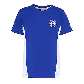 Marchandise officielle Football enfants Chelsea FC manches courtes T-Shirt